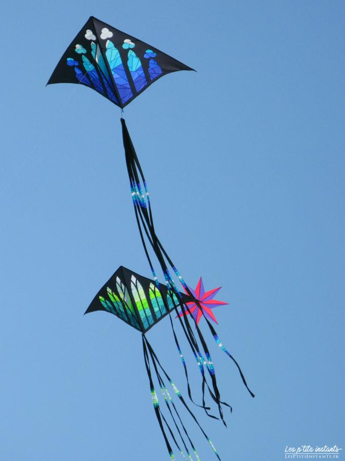 Festival International de Cerf-Volant, Dieppe (Seine-Maritime)