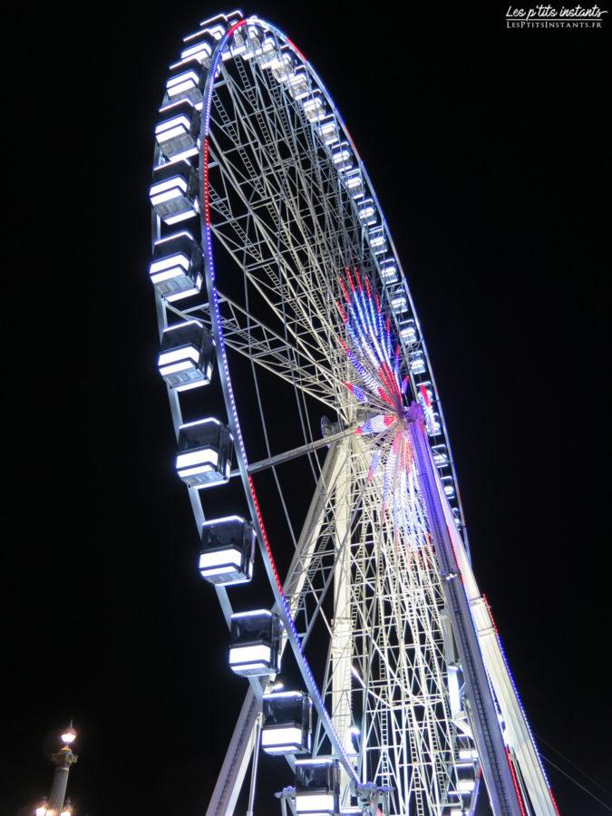 La Grande Roue de la Place de la Concorde