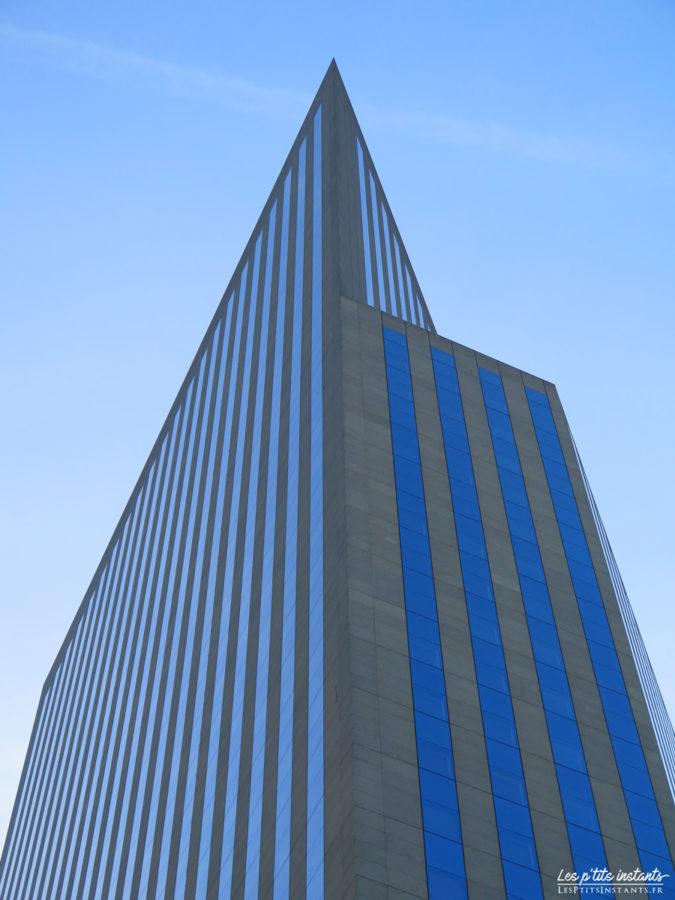La tour Adria, La Défense