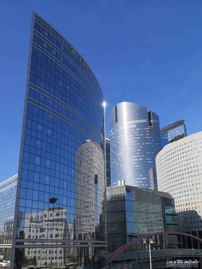 Les tours Société Générale, La Défense