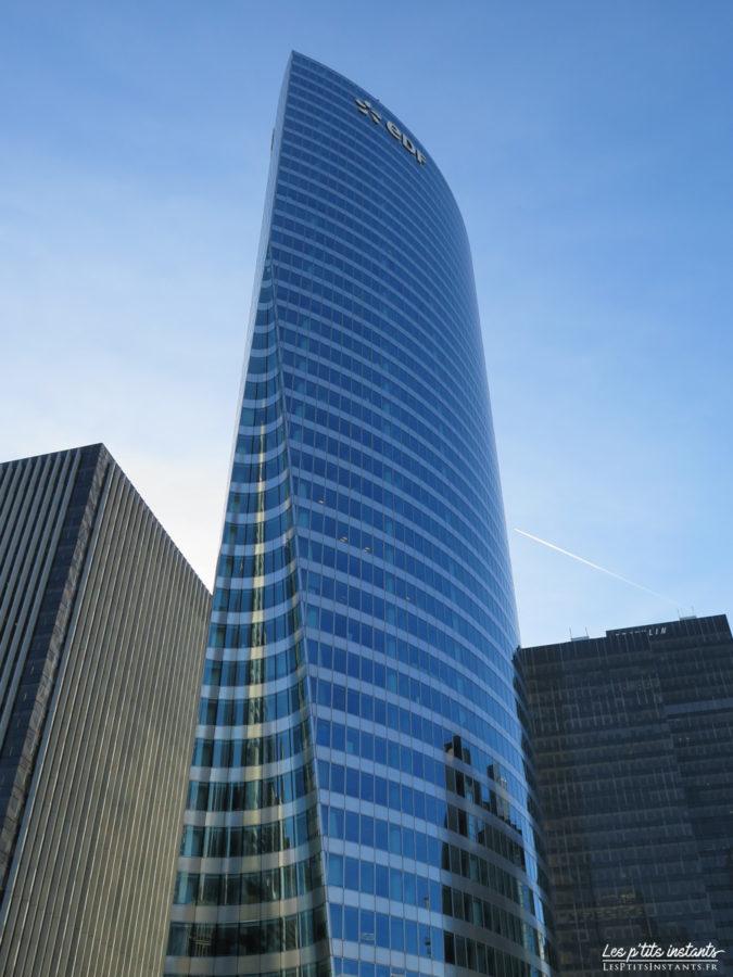 La tour EDF, La Défense