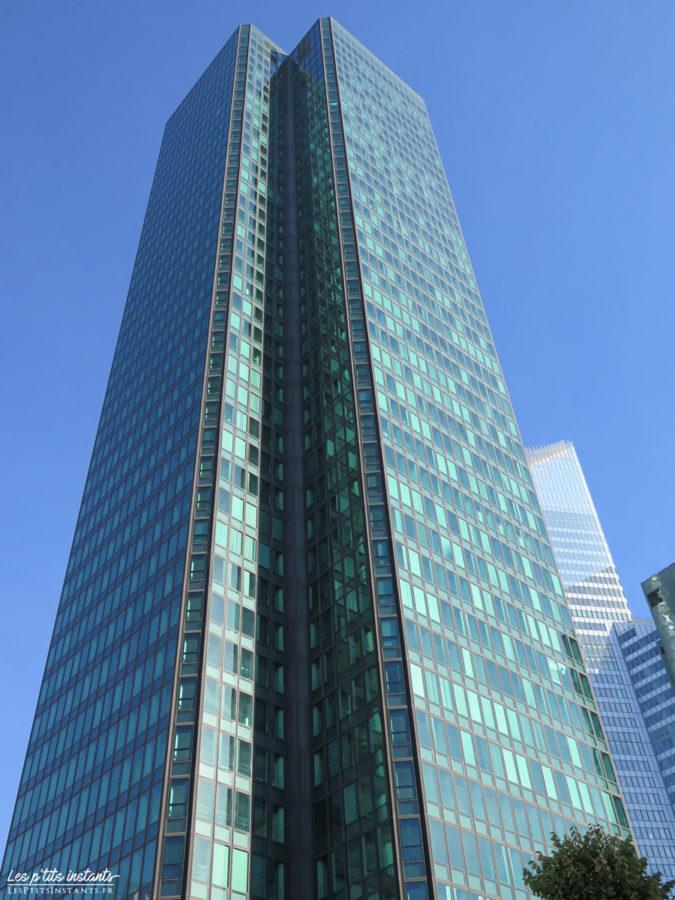 La tour CB21, La Défense