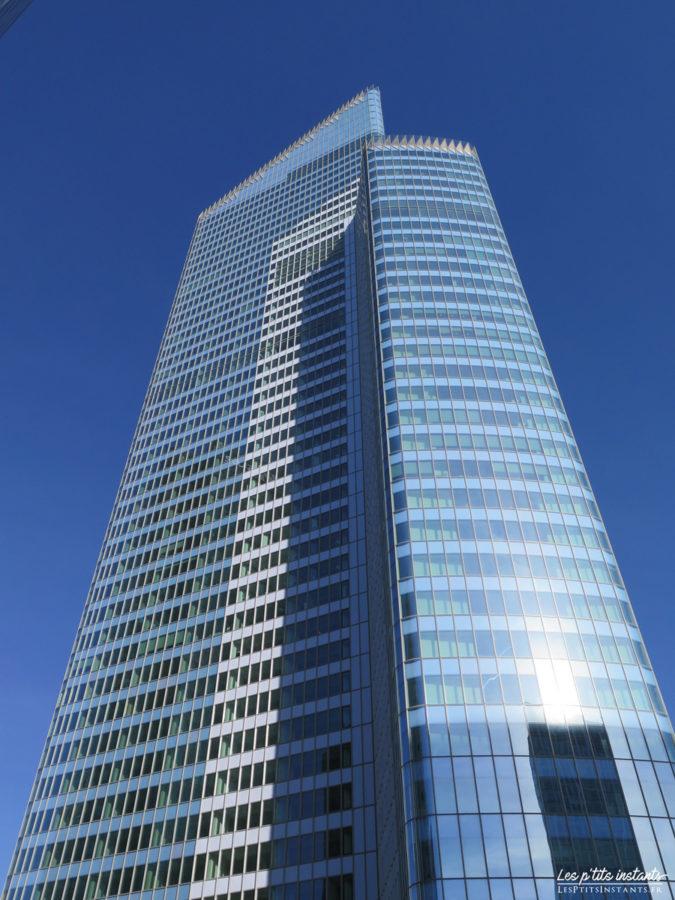 La tour First, La Défense